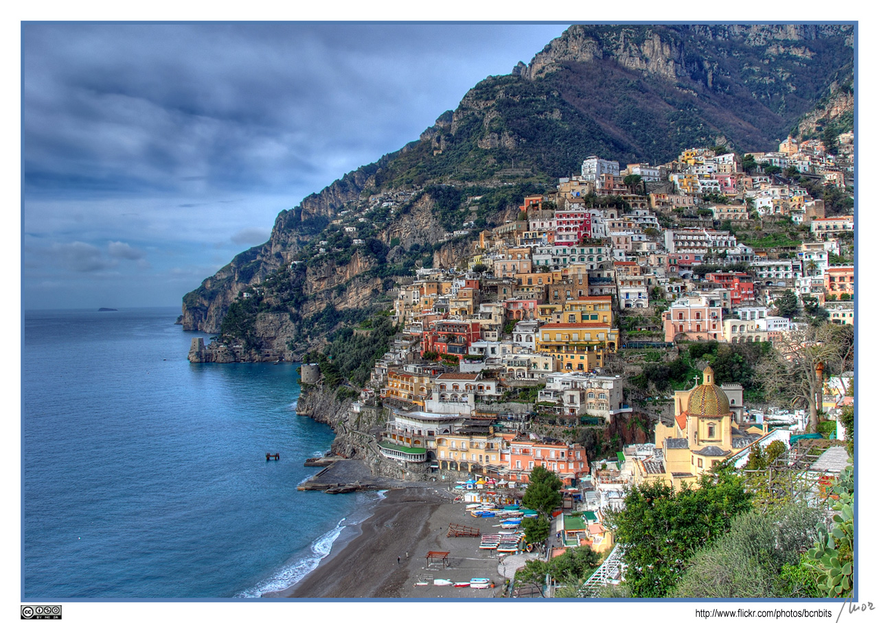My greatest world destination positano almalfi coast italy for Amalfi to positano