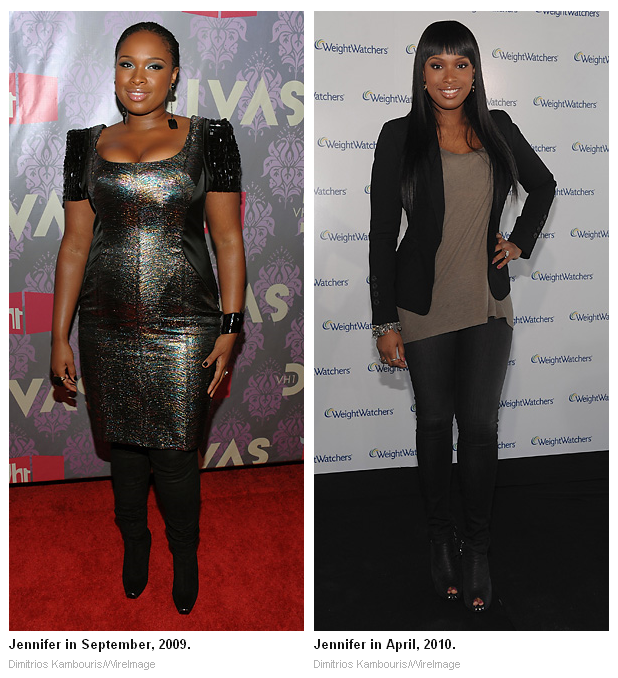 Jennifer Hudson Weight Loss in