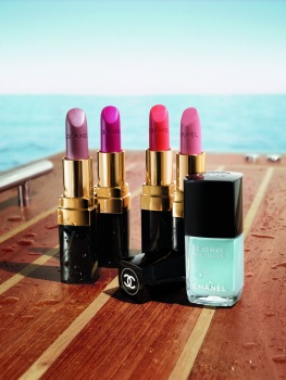 Makeup: Chanel's 2010-2011 Cruise Collection