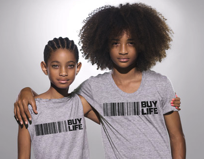 Willow & Jaden Smith: Buy Life! | Roashina