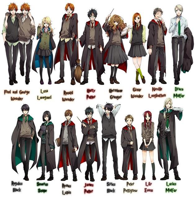 Harry Potter Anime Harry-potter-anime