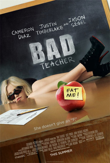 justin timberlake and cameron diaz bad teacher. Some teachers just don#39;t give