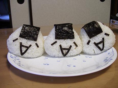 Faz o teu primeiro onigiri Onigiri