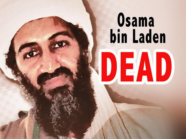 Osama in Laden The most. As the news of bin Laden#39;s