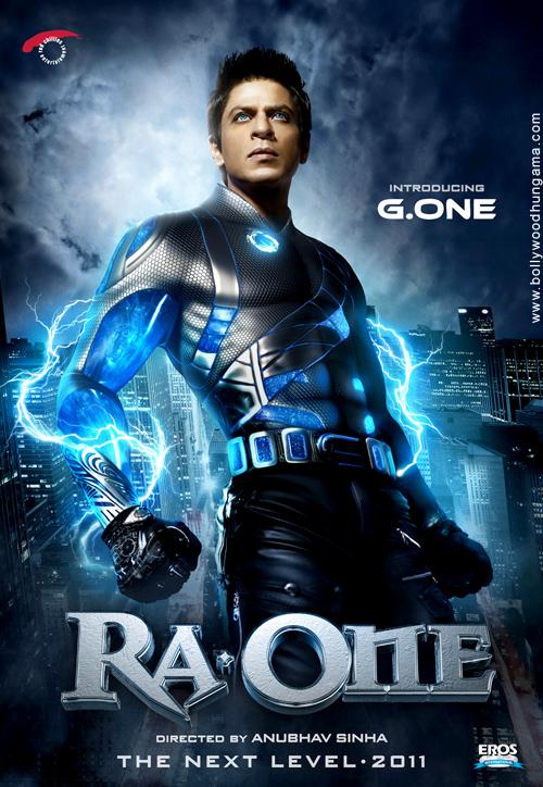 Shahrukh khan s new movie ra one
