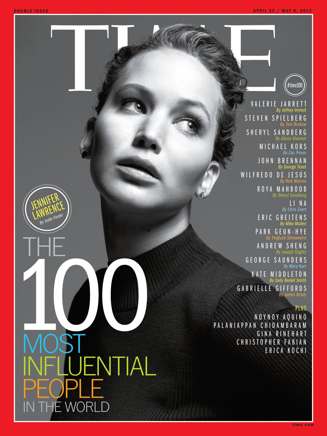 2012 TIME The 100 Most Influential People in the World ...